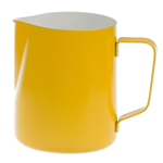 Молочник 0,6 л. нерж. желтый (JQ-PS134C) /1/