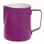 Молочник 0,6 л. нерж. фиолетовый (JQ-PS134C) /1/