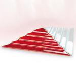 P2-81-02 Пирамида-лестница матовая 76х38cм