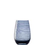 F3527912-T Стакан 46.5 cl, стекло, цвет голубой, Twister