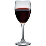 Бокал для вина 190 мл. d=68, h=173 мм бел. Диамант /12/ (166311)