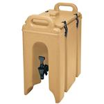 Термоконтейнер для напитков 9,4л. 420*230*470мм. кофейно-бежевый Cambro - Под заказ