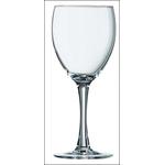 Бокал для вина 230 мл. d=66/76, h=175 мм Принцесса /12/24/ (25565)