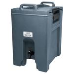 Термоконтейнер для напитков 39,7л. 520*415*655мм. синевато-серый Cambro