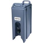 Термоконтейнер для напитков 18,0л. 420*230*620мм. синевато-серый Cambro - Под заказ
