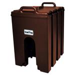 Термоконтейнер для напитков 44,5л. 530*415*630мм. темно-коричневый Cambro - Под заказ