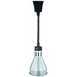 Лампа инфракрасная HURAKAN HKN-DL825 СЕРЕБР.