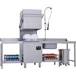 Машина посудомоечная APACH AC800 (ST3800RU) КУПОЛЬНАЯ