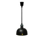 Лампа инфракрасная Hurakan HKN-DL750 ЧЕРН.