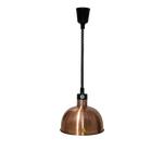 Лампа инфракрасная Hurakan HKN-DL750 БРОНЗ.