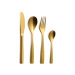Ложка десертная золото BCN COLORS
