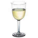 Бокал для вина 295,5 мл.  прозрачный, поликарбонат Cambro