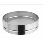 Сито d=350 мм. нерж. размер ячейки 2*2мм s/s Pinti /1/