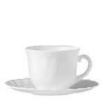 Чашка 280 мл. чайная d=94 мм. h=72 мм. Трианон (блюдце D6926) /6/36/