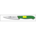 Нож для овощей 100/210 мм желтый HoReCa Icel /12/