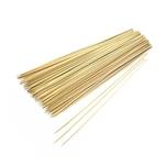 Шампурчики бамбук 25 см (d3.0мм) 100шт. /1/100/