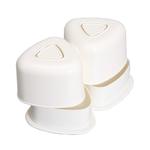 Формовка треугольная для онигири (2шт) пластик - Под заказ
