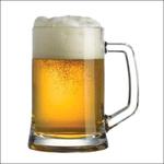 Кружка для пива 0,67 л. d=92, h=153 мм Паб Б /6/