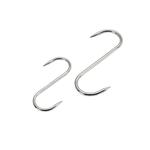 Крюк для мяса S-образный l= 12 см. De Buyer /1/10/