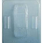 """Форма для отлив.шок.конфет """"Машина Ягуар"""" 110х60h15 мм. /1/ - Под заказ"""