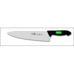 Нож поварской 250/395 мм. Шеф зеленый HoReCa Icel /1/6/