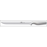 Нож для нарезки ветчины 240/360 мм, кованый PLATINA Icel /1/