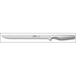 Нож для нарезки ветчины 300/430 мм, кованый PLATINA Icel