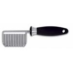 Нож для декоративной нарезки фруктов/овощей 8 см. Icel /1/6/
