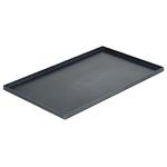 Противень 600*400 мм h=2 см. голубая сталь De Buyer /1/