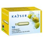 Баллончик для сифона для газирования воды (CO2) 10 шт/уп. KAYSER /1/
