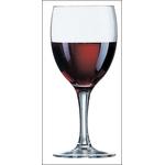 Бокал для вина 245 мл. d=69/75, h=166 мм красн. Элеганс /12/