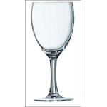 Бокал для вина 190 мл. d=65/68, h=151 мм бел. Элеганс /12/