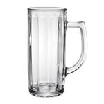 Кружка для пива 0,5 л. d=80, h=185 мм Гамбург /6/420/