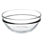Салатник d=120 мм. 200 мл. стекл. штабелир. (H9670) /24/1320/