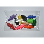 Гейзер пласт. цветные набор 12 шт. (10 цветов)