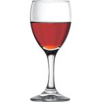 Бокал для вина 250 мл. d=62, h=169 мм красн. Империал /12/