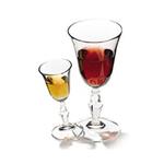 Бокал для вина 236 мл. d=86, h=184 мм Ретро Б /12/