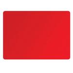 Коврик для выпечки 50*40 см. силиконовый красный Linden /1/