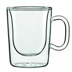Кружка 300 мл. d=87, h=115 мм с двойными стенками Thermic Glass Caffe Aroma /2/