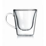 Кружка 220 мл. d=80, h=100 мм с двойными стенками Thermic Glass /2/