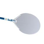 Лопата для пиццы d=33 см. l=150 см., алюм. Azzurra Gimetal /1/