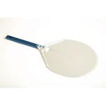 Лопата для пиццы d=32 см. l=60 см. с короткой ручкой, алюм. Gimetal