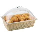 Корзина для хлеба прямоуг. 53х32,5х15,5 см. (GN 1/1) без крышки полиротанг APS