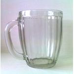 Кружка для пива 0,5 л. d=100, h=126 мм. Ностальгия /8/