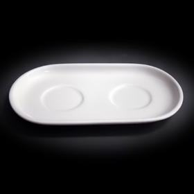 Поднос овал. 19 см., фарфор, RAK Porcelain, Nano