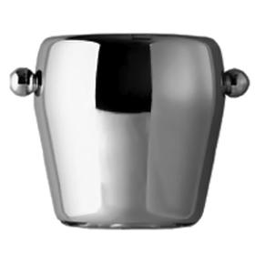 Емкость для льда; сталь; 1.1л; D=11,H=11см; металлич., Eternum