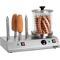 Аппарат д/хот-догов A120408 с 4 насадками для разогрева булок