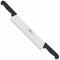 Нож для сыра 360/640 мм с двумя ручками, черный PRACTICA Icel