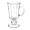 Бокал Irish Coffee 200 мл. d=76, h=142 мм Глинтвейн с гранями /12/720/